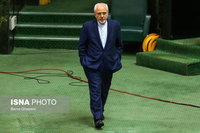 ظریف فردا به کمیسیون امنیت ملی مجلس می رود