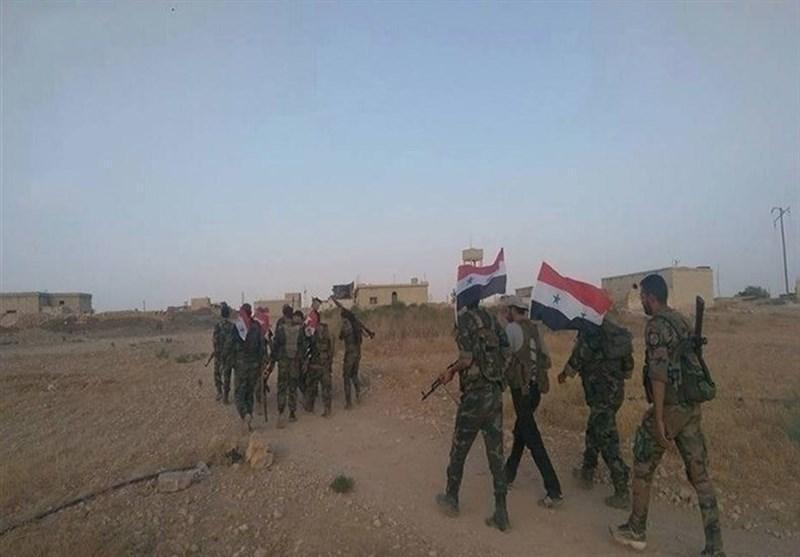 ارتش سوریه تعدادی از میادین مین را پاکسازی کرد