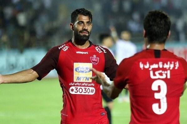 کنعانی زادگان: بازیکنان پرسپولیس مشتاق و آماده ادامه لیگ هستند، نگفتم می روم چون با باشگاه قرارداد دارم