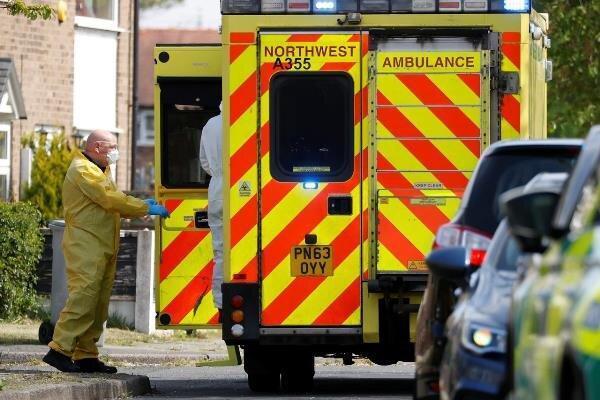 شمار قربانیان کرونا در انگلیس به 35341 نفر رسید