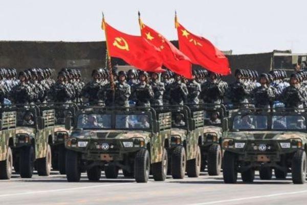 چین هزینه های نظامی خود را 6.6 افزایش می دهد
