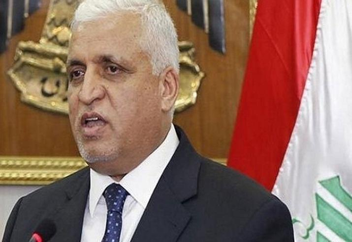 دستور رئیس حشدالشعبی برای شکایت از شبکه هتاک سعودی