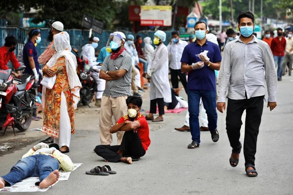 آمار مبتلایان کرونا در بنگلادش از چین فراتر رفت