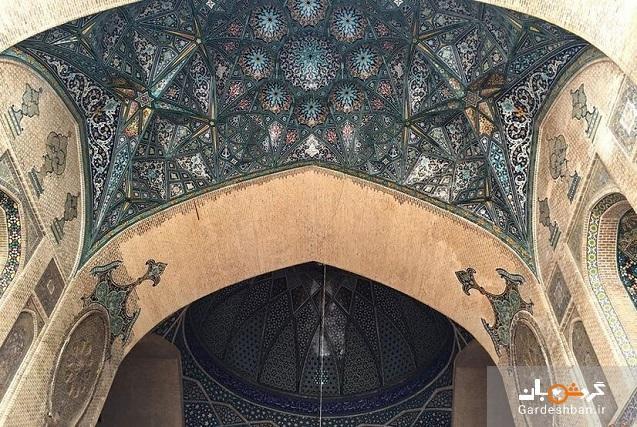 مسجد سپهسالار ؛اولین و برترین مدرسه تهران، عکس