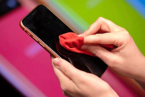 بهترین روش ضدعفونی کردن موبایل چیست؟