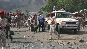 درگیری های سنگین میان عوامل ریاض و امارات در ابین یمن