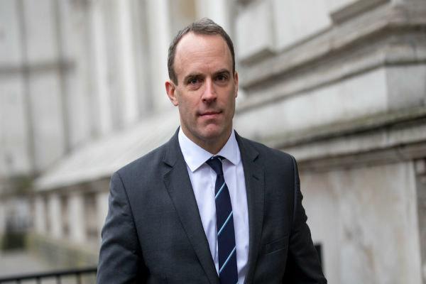 وزیر خارجه انگلیس باز هم نگران هنگ کنگ شد!