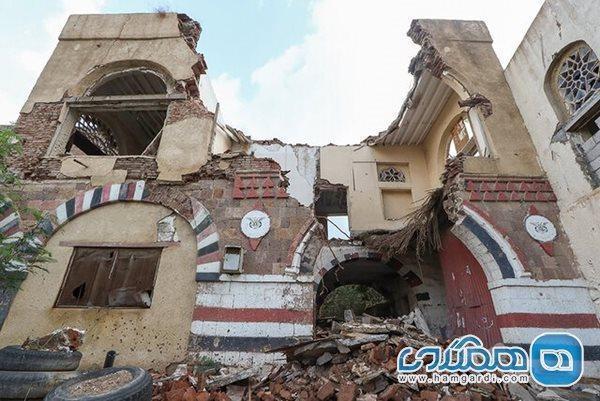 تهدیدی تازه برای موزه بازسازی شده یمن