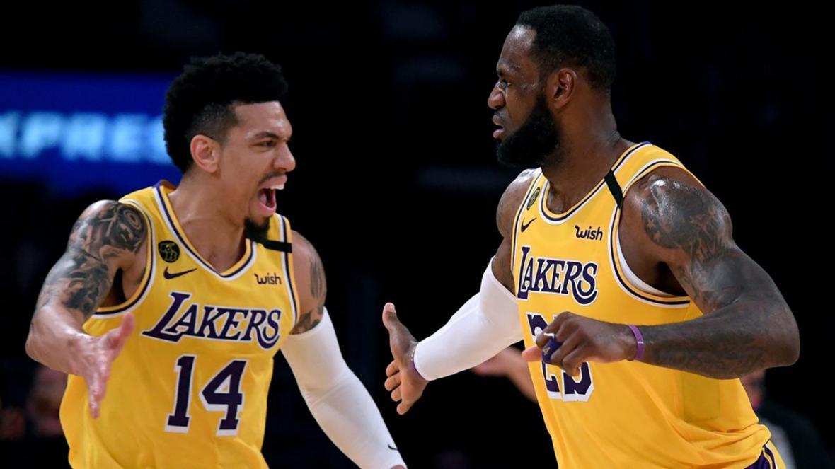 پلی آف لیگ بسکتبال NBA، صدرنشینان برای صعود امیدوار شدند