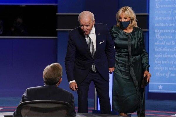 بایدن برنده نخستین مناظره انتخاباتی آمریکا شد!