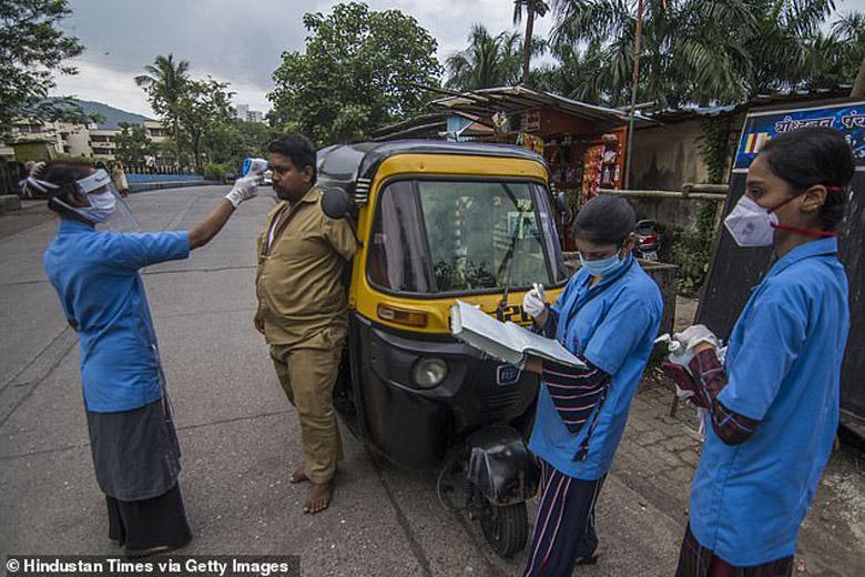 آمار جهانی کرونا ؛ نرخ ابتلای فاجعه وار در هند