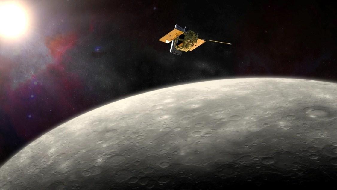 کدام مدارگردها پیرامون سیاره عطارد در گردشند؟