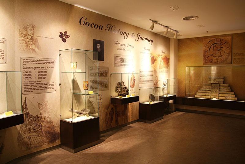 موزه شکلات مالزی، یک موزه خوشمزه و متفاوت، عکس