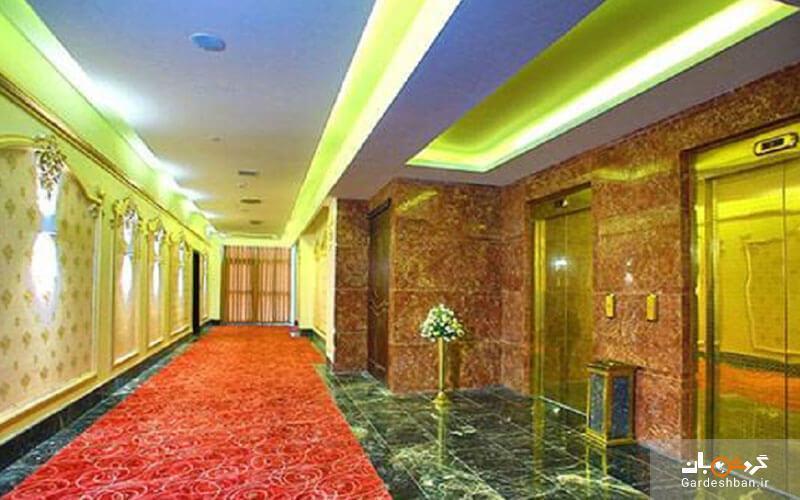 هتل اکسین آمل، هتلی 3 ستاره در جاده آمل به تهران، عکس