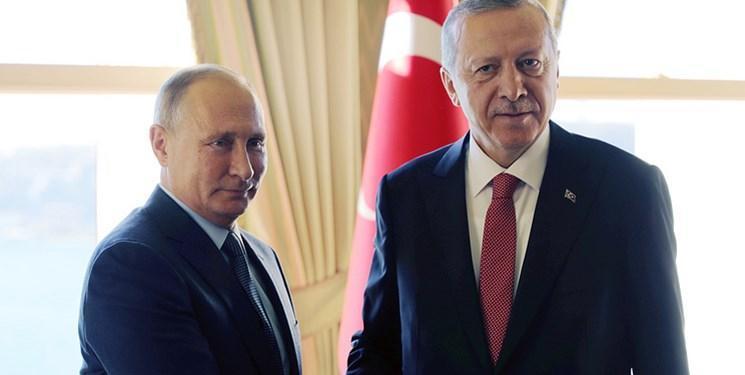 درخواست ترکیه از پوتین برای حل بحران قره باغ