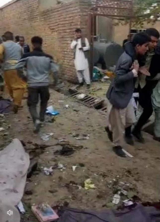 حمله به یک مرکز آموزشی در کابل 10 کشته بر جای گذاشت