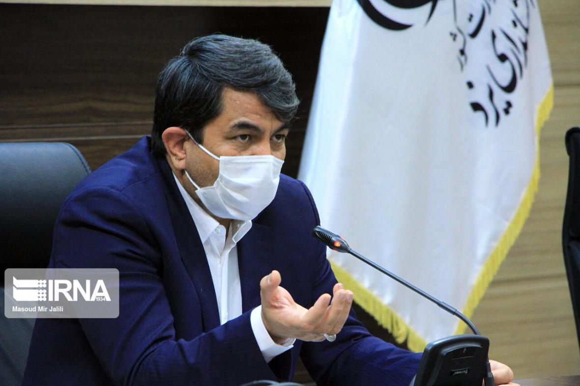 خبرنگاران استاندار: مشکل دستگاه های اکسیژن ساز بیمارستان های یزد حل شد