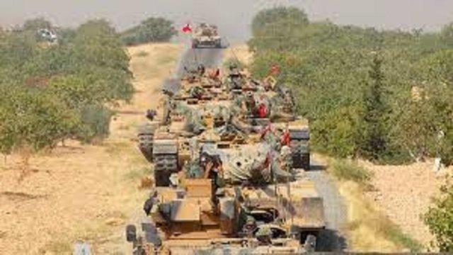 ترکیه از دومین پایگاه نظامی در سوریه عقب نشینی کرد