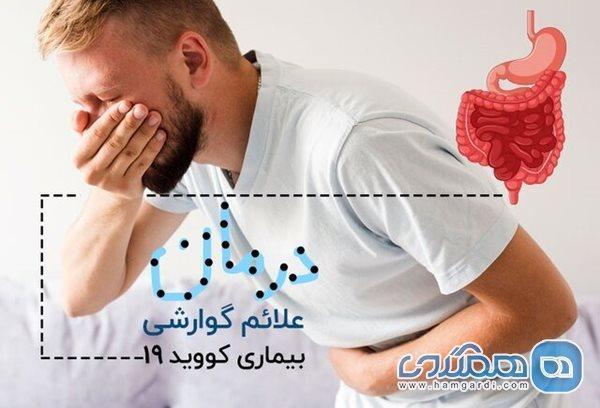 توصیه های غذایی برای رفع علائم گوارشی ناشی از کرونا