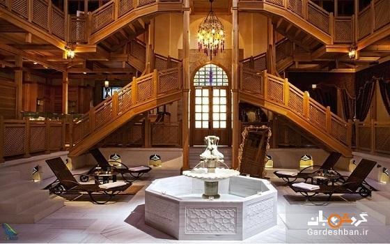 حمام خرم سلطان؛جاذبه تاریخی و زیبای استانبول، عکس