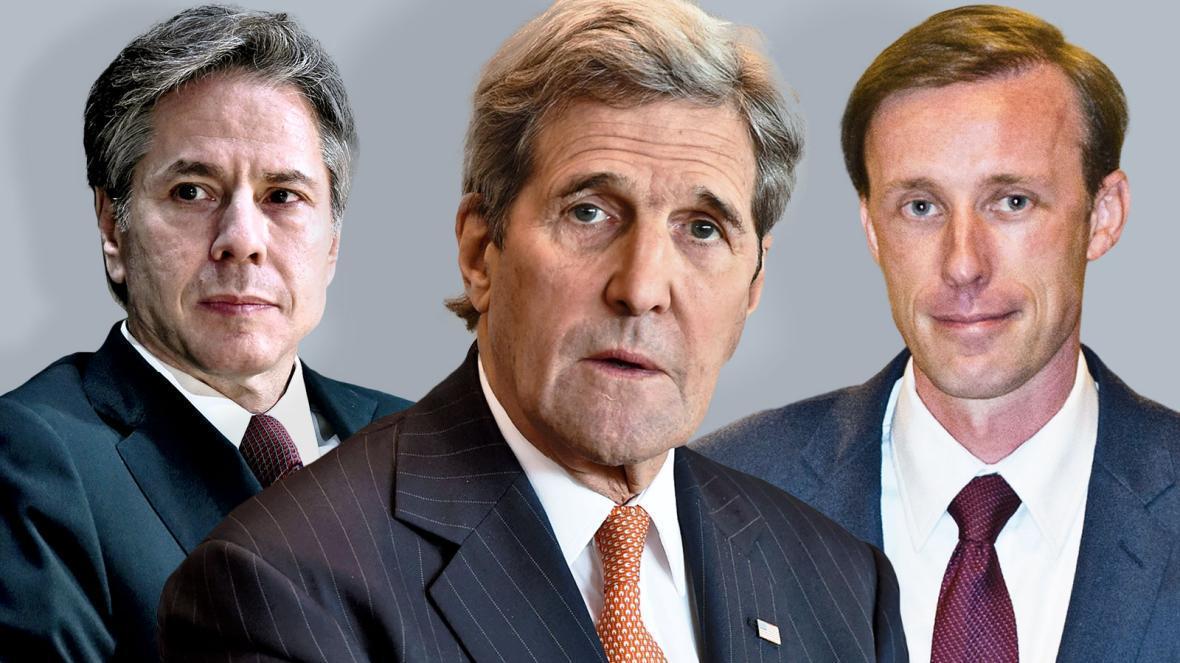 سیگنال های رونمایی از تیم دیپلماسی و امنیت ملی بایدن