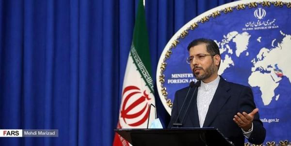 سخنگوی وزارتخارجه ایران به پمپئو: دچار وسواس ذهنی شده ای!