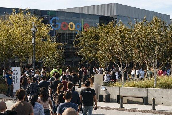 کارمندان گوگل اتحادیه جهانی تشکیل می دهند