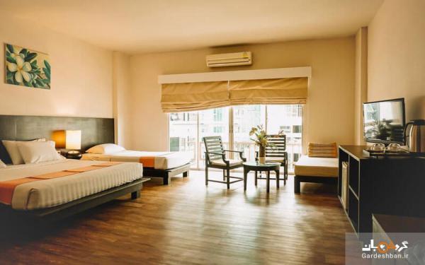 هتل نتا ریزورت؛ اقامتی راحت در نزدیکی سواحل پاتایا، عکس