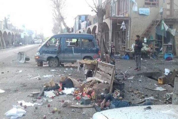 4 نیروی امنیتی افغانستان بر اثر انفجار بمب کشته شدند