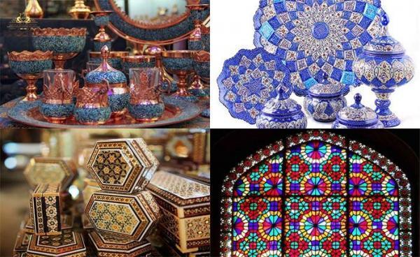 خبرنگاران مراکز صنایع دستی و گردشگری فردیس برای نوروز 1400 آماده سازی شد