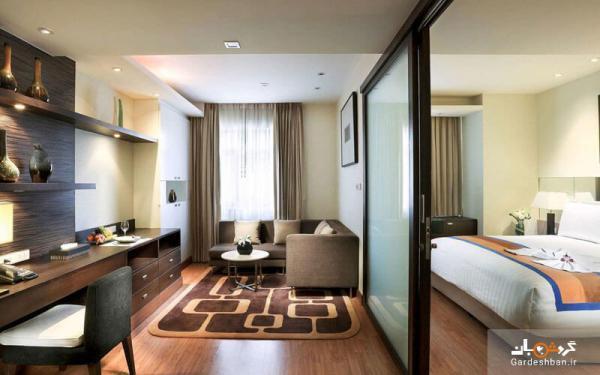 هتل گرند سوخومویت بانکوک؛ اقامتگاهی لوکس برای مشکل پسندان