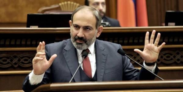 نخست وزیر ارمنستان از تلفات ارتش این کشور در جنگ قره باغ پرده برداشت