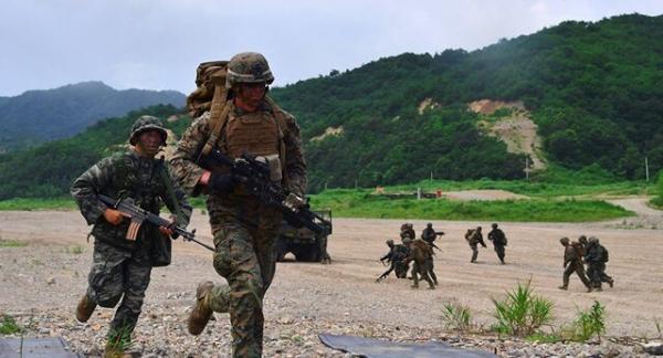 اعتراض کره جنوبی به عدم دعوت آمریکا برای گفتگوهای امنیتی