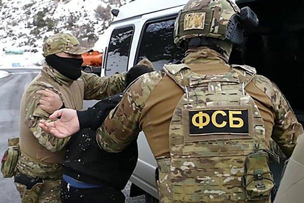 بازداشت دیپلمات اوکراینی در روسیه به اتهام جاسوسی