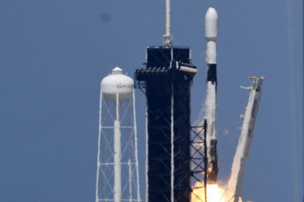 بیست و ششمین مجموعه از ماهواره های استارلینک به فضا پرتاب شد