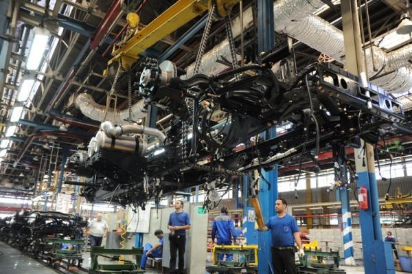 ایران خودرو دیزل امسال را با جهش تولید آغاز کرد