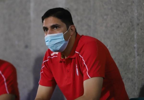 هاشمیان: لیست نهایی تیم ملی به زودی اعلام می شود، مطمئنم پیروز می شویم