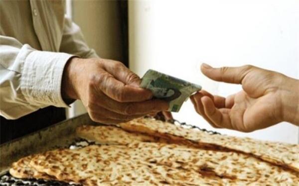 قیمت جدید نان در تهران اعلام شده است؟