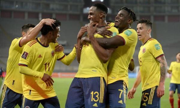 پیروزی تیم ملی کلمبیا بعد از اخراج کی روش، آرژانتین متوقف شد