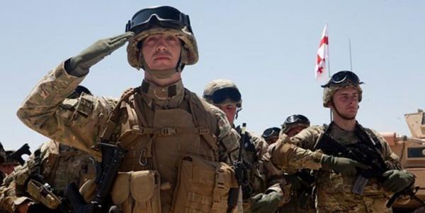 نظامیان گرجستان خاک افغانستان را ترک می نمایند