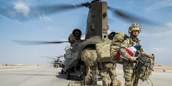 ماموریت ارتش انگلیس در افغانستان انتها یافت
