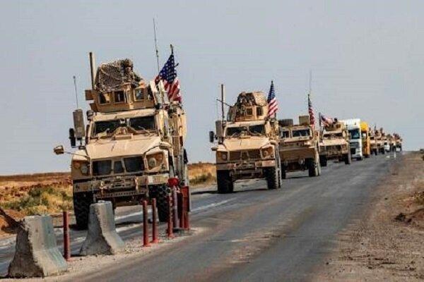 حمله به یک کاروان لجستیکی آمریکا در شهر حله عراق