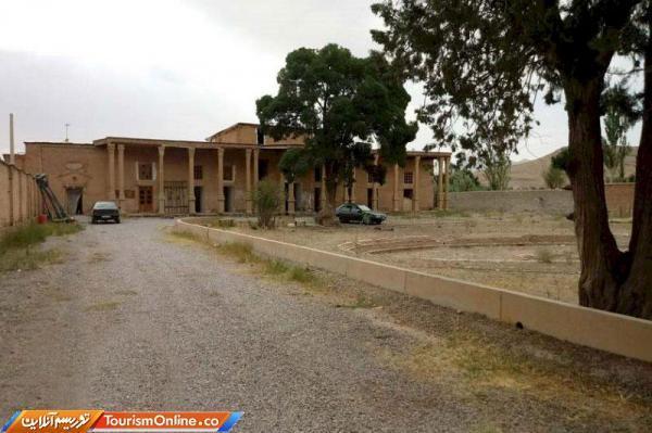 بخش هایی از قلعه تاریخی شلمزار بازسازی شد