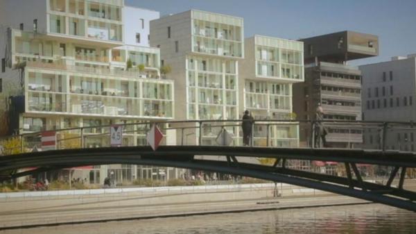 کارت پستال از لیون؛ پروژه شهرسازی مدرن در منطقه کونفلوآنس