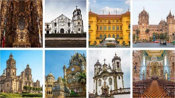 5 ساختمان شاخص که معماری استعمار را نمایش می دهند