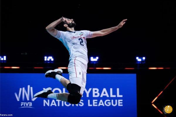 روز های سخت عبادی پور در تیم ملی والیبال ایران